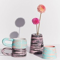 Ceramicism UO Exclusive Handmade Stardust Mug   Urban Outfitters