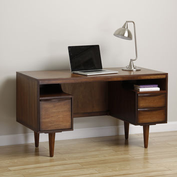 Sterling Antique Honey Desk | Overstock.com Shopping - The Best Deals on Desks