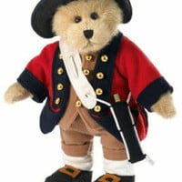 "Boyds by Enesco  10"" Boy Williamsburg  Bear  ""Benjamin"" NWT 4034611"