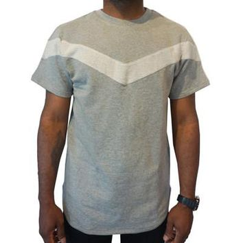 Victory Formation Tee in grey