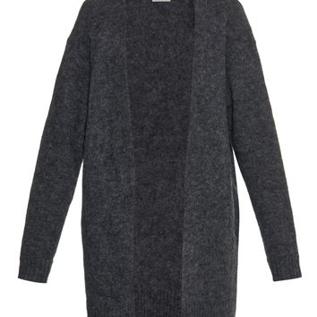 Raya mohair and wool-blend oversized cardigan | Acne Studios | MATCHESFASHION.COM UK