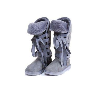onetow One-nice? Ugg Boots Black Friday Sale Roxy Tall 5818 Light Grey For Women 111 67