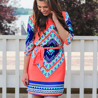 Made in the Shade Dress