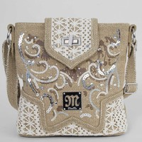 Miss Me Embellished Crossbody Purse