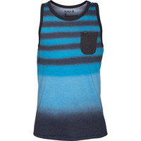 Hurley Destroy Raglan Pocket Tank Top - Men's