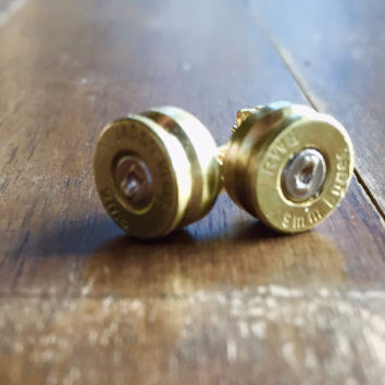9 mm Stud Earrings