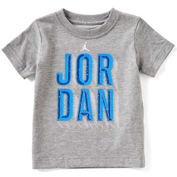 Jordan Little Boys 2T-4T Dimension Short-Sleeve Tee | Dillards