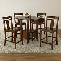 5-Pc. Storage Dining Set: Welcome Guests To Your Kitchen With Kmart