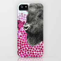 New Friends 4 by Eric Fan & Garima Dhawan iPhone & iPod Case by Garima Dhawan