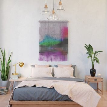 Heavy Glow Wall Hanging by duckyb