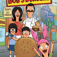 Bobs Burgers Poster 24inx36in