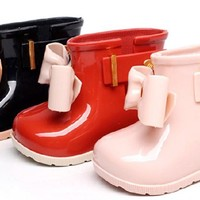 Cute Jelly Rain Boots