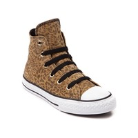 Youth/Tween Converse All Star Leopard  Sneaker