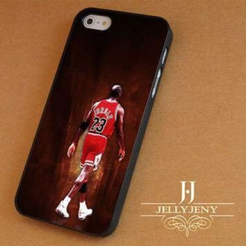 CREYUG7 Air Jordan Logo iPhone 4 5 5c 6 Plus Case | iPod 4 5 Case
