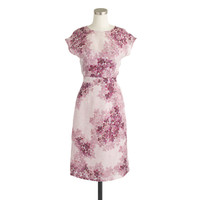 COLLECTION FLORAL GAZAR DRESS