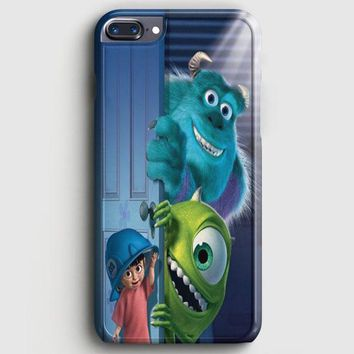 Monster Inc Disney iPhone 8 Plus Case | casescraft