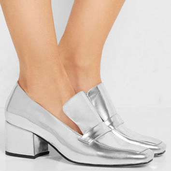 DORATEYMUR - Turbojet mirrored-leather pumps