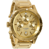 Nixon 48-20 Chrono Watch - Men's