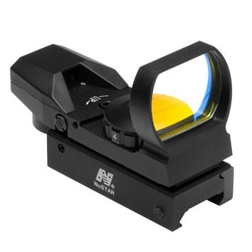 Red Dot Reflex Sight, Black