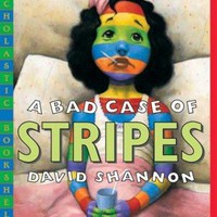 A Bad Case of Stripes Scholastic Bookshelf Reprint