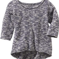 Old Navy Marled Sweaters For Baby