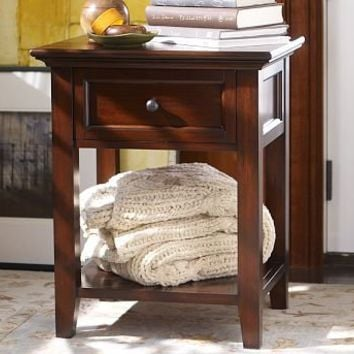 Hudson Bedside Table | Pottery Barn