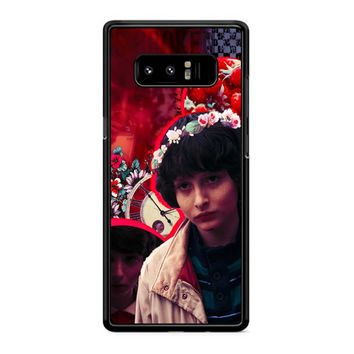 Finn Wolfhard Art 12 Samsung Galaxy Note 8 Case