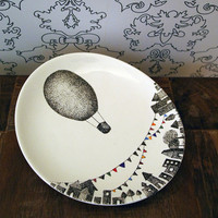 Summer party dish by ZuppaAtelier on Etsy