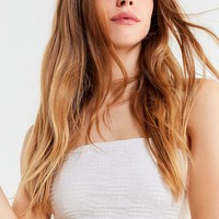 UO Tamara Textured Tube Top | Urban Outfitters