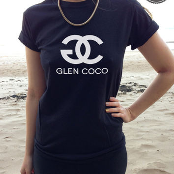 Glen Coco Style Printed T-shirt
