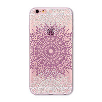 Lavender design Phone Case for iPhone 7 6 6s