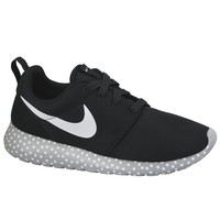 Nike Roshe Print – Black / White / Wolf Grey