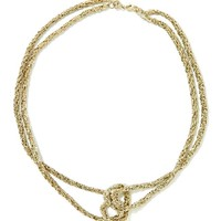 Knot It Necklace
