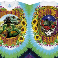 Terrapin Station Grateful Dead Tie-Dye T-Shirt