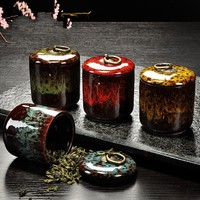 Spice Jar Ancient Box Jar Ceramic Canister Products For The Kitchen Food