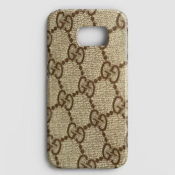 Gucci Texture Zooming Samsung Galaxy S8 Case