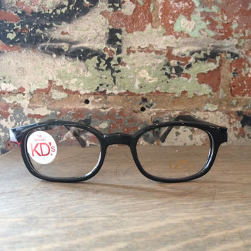 KD Originals, Black/ Clear Lenses