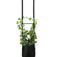 Urban Garden Bag Small Flowerpot - Plant bag to hang 1 litre Plant Bag S - 1 litre / Black by Authentics