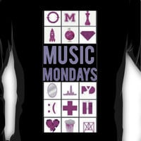 Justin Bieber Music Mondays, Journals Long Sleeve