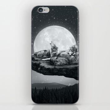 Echoes of a Lullaby iPhone & iPod Skin by Soaring Anchor Designs   Society6