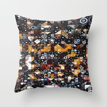 :: Thai Tea :: Throw Pillow by :: GaleStorm Artworks ::