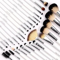 Fräulein3°8 31 Cosmetic Make Up Brush Applicator Set