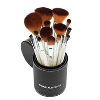 Coastal Scents: Pearl Brush Set