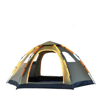 Large Automatic 3-6 Person Family Tent