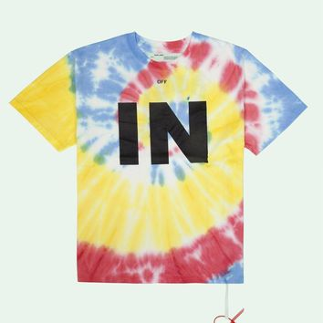 """""""IN STYLE"""" Tie Dye Process T-Shirt by OFF WHITE"""