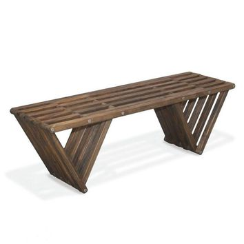 touchGOODS Wooden Bench X60