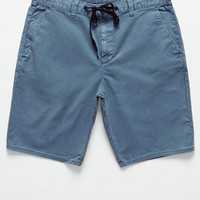 Bullhead Denim Co. Overdyed Drawstring Chino Shorts at PacSun.com