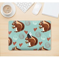 "The Vector Love & Nuts Squirrel Skin Kit for the 12"" Apple MacBook"