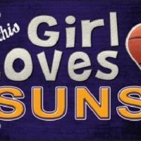 This Girl Loves Her Suns NBA  Tag