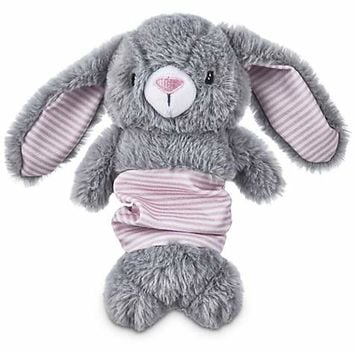 Leaps & Bounds Little Loves Bungee Bunny Plush Puppy Toy | Petco